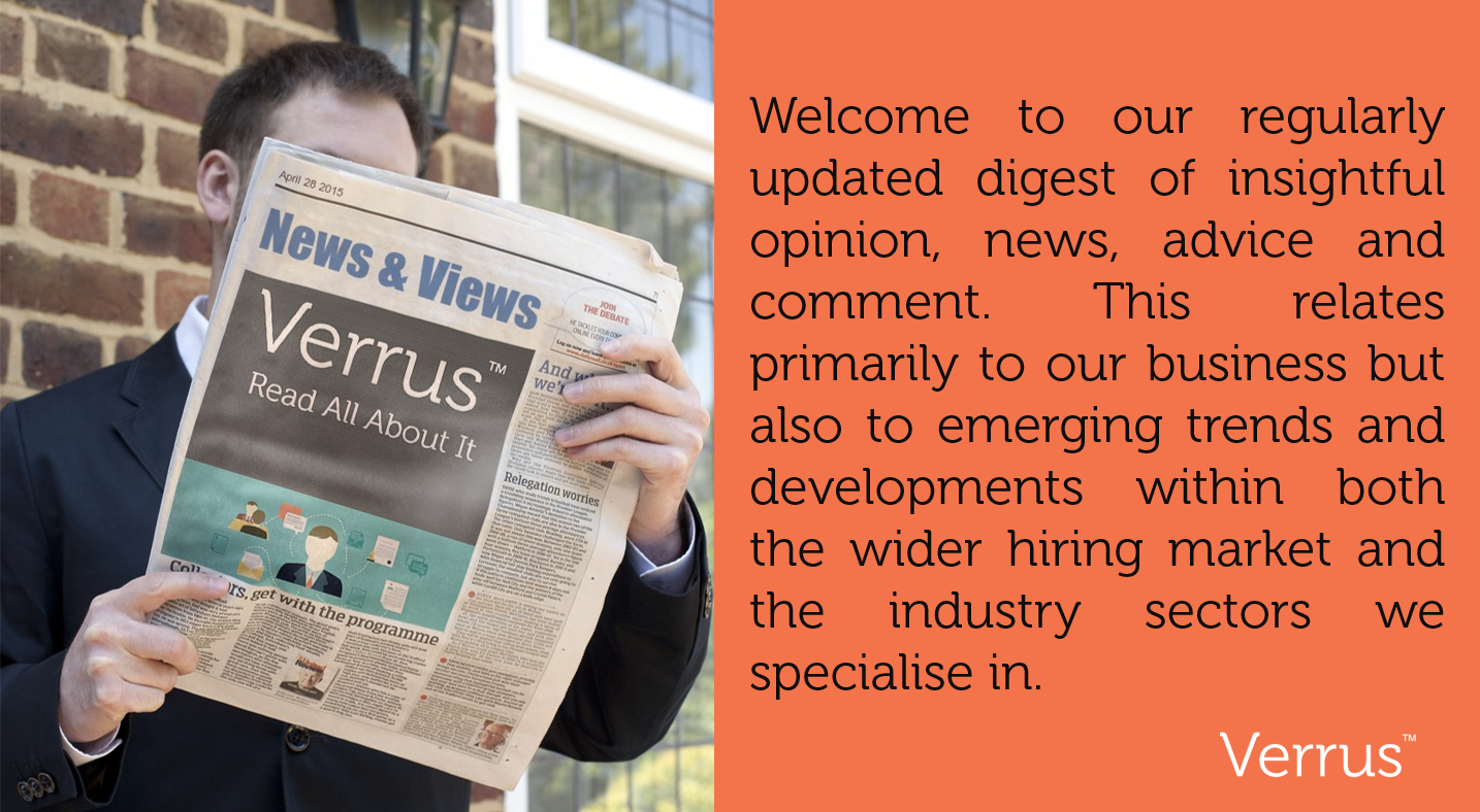 Verrus News & Views
